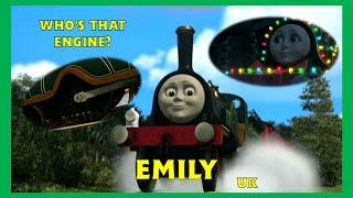 getlinkyoutube.com-Who's That Engine? - Emily - UK - HD
