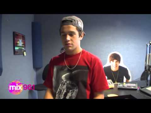 Austin Mahone Gets Punk'd By Hometown Station - Mix 96.1 San Antonio