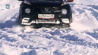 getlinkyoutube.com-Тест-драйв Nissan Juke и Nissan Juke Nismo