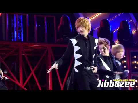 [Fancam] 130316 MBLAQ - Mona Lisa @ MBC Music Wave In Bangkok 2013 By Jibbazee