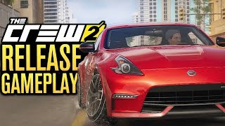The Crew 2 NEW RELEASE DATE, GAMEPLAY & BETA!!