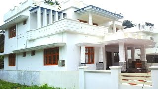 getlinkyoutube.com-10 cents plot and 2,900 sq ft ready to occupy, royal style house for sale near Cochin Airport