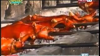 "getlinkyoutube.com-GMA7 NEWS TV EAT'S MORE FUN IN THE PHILIPPINES - w/ MONCHIE""S LECHON - Monchie Ferreros"