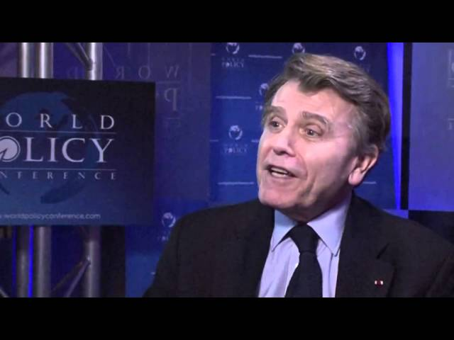 Thierry DE MONTBRIAL (VF)
