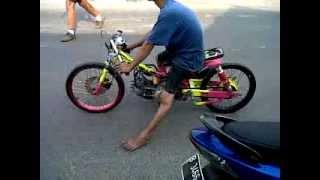 getlinkyoutube.com-Balap liar Bani Motor tigaraksa Tangerang(BM)