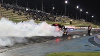 Intro to Drag racing at Perth Motorplex with Brett Stewart
