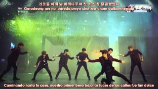 BTOB - 사랑밖에 난 몰라 (Lover Boy) MTV The Show [Sub español + Hangul + Rom] + MP3 Download