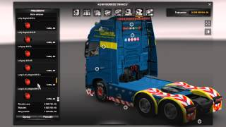 getlinkyoutube.com-[ETS2]Euro Truck Simulator 2 Volvo FH 2013 [ohaha] v18.6s
