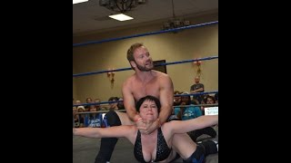 getlinkyoutube.com-Battle Of The Sexes 2 DVD Trailer - Absolute Intense Wrestling [Intergender Wrestling]