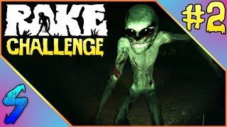 RAKE Gameplay | BIGFOOT EASTER EGG? w/ Sam Nugget!! | PART 2