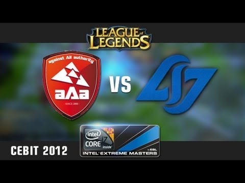 IEM World Championship CLG vs. aAa (League of Legends) -d-BgYbGgJQI