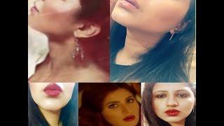 Katrina Kaif FITOOR inspired makeup looks / LookGorgeous