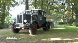 getlinkyoutube.com-Mit Hanomag SS100 zur Bauschuttdeponie