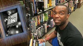 getlinkyoutube.com-OPENING PACKS IN QUIET BOOK STORE CHALLENGE! NBA 2k16 MyTeam Pack Opening