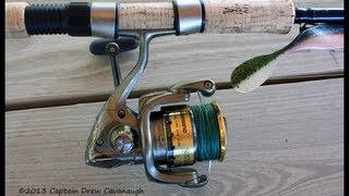 getlinkyoutube.com-Light Tackle Saltwater Rod and Reel Selection for Flats Fishing