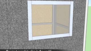 getlinkyoutube.com-DIY Recording Booth, DIY Isolation Booth, DIY Vocal Booth Plans