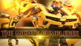 getlinkyoutube.com-Transformers stop motion The Mighty Bumblebee 大黃蜂 王者之最