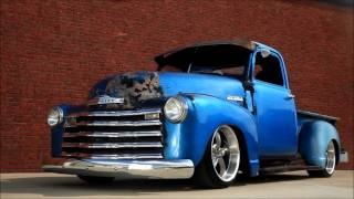 "getlinkyoutube.com-""Honky Tonk"" Slammed LS Swap Hot Rod Muscle Truck FOR SALE on eBay!"