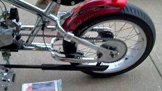 New Schwinn Stingray OCC Motorized Bicycle