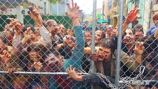 getlinkyoutube.com-Grand Opening Ceremony of The Walking Dead Attraction - Universal Studios Hollywood
