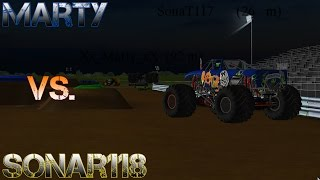 getlinkyoutube.com-Rigs of Rods Monster Jam: Marty Vs. Sonar118 @ GALOT Motorsports Park 2016