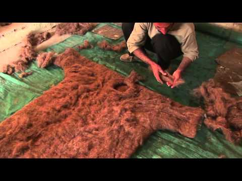Bita Ghezelayagh Feltmaking In Iran full Version