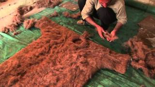 getlinkyoutube.com-Bita Ghezelayagh feltmaking in Iran (full version)