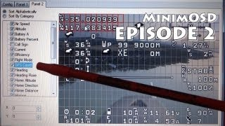 getlinkyoutube.com-Minim OSD Setup, what is in the Extra? FPV OSD (narrated)
