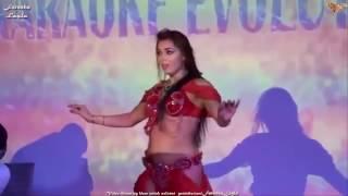 getlinkyoutube.com-Incredibly Hot Sexy Sensational Belly Dance Alla Kushnir ألا كوشنير Halwa #2 رقص شرقي عربي