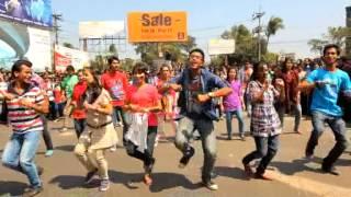 getlinkyoutube.com-ICC World Twenty 20 Bangladesh 2014, Flash Mob - Chittagong University