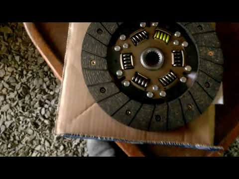 Соната-3. Оригинальный диск сцепления.