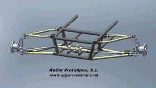 Kit frontal SuperCrossCar