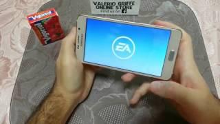 getlinkyoutube.com-Samsung Galaxy Note 5 Clone  - Gold Platinium QuadCore Unboxing e Recensione ITALIA - Vendo