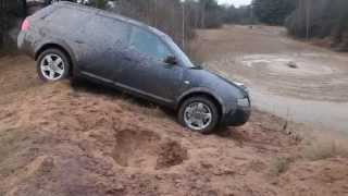 getlinkyoutube.com-Outback vs Allroad, паркетник пати