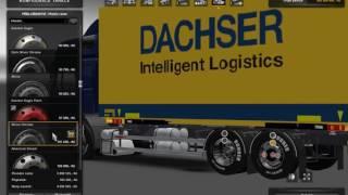 getlinkyoutube.com-[ETS2]Euro Truck Simulator 2 MAN F2000 Dachser BDF