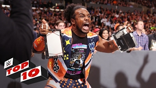 getlinkyoutube.com-Top 10 Raw moments: WWE Top 10, Feb 20, 2017