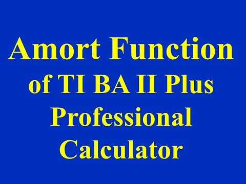 texas instruments ba ii plus professional financial calculator manual