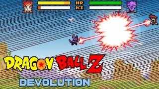 getlinkyoutube.com-Dragon Ball Z Devolution: Battle of Gods - Super Saiyan God Goku vs. Bills!