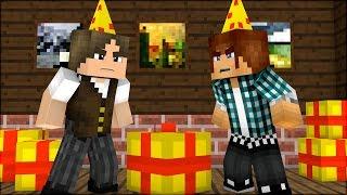 getlinkyoutube.com-Minecraft: JAZZGHOST VS AUTHENTIC! CORRIDA DOS PRESENTES!