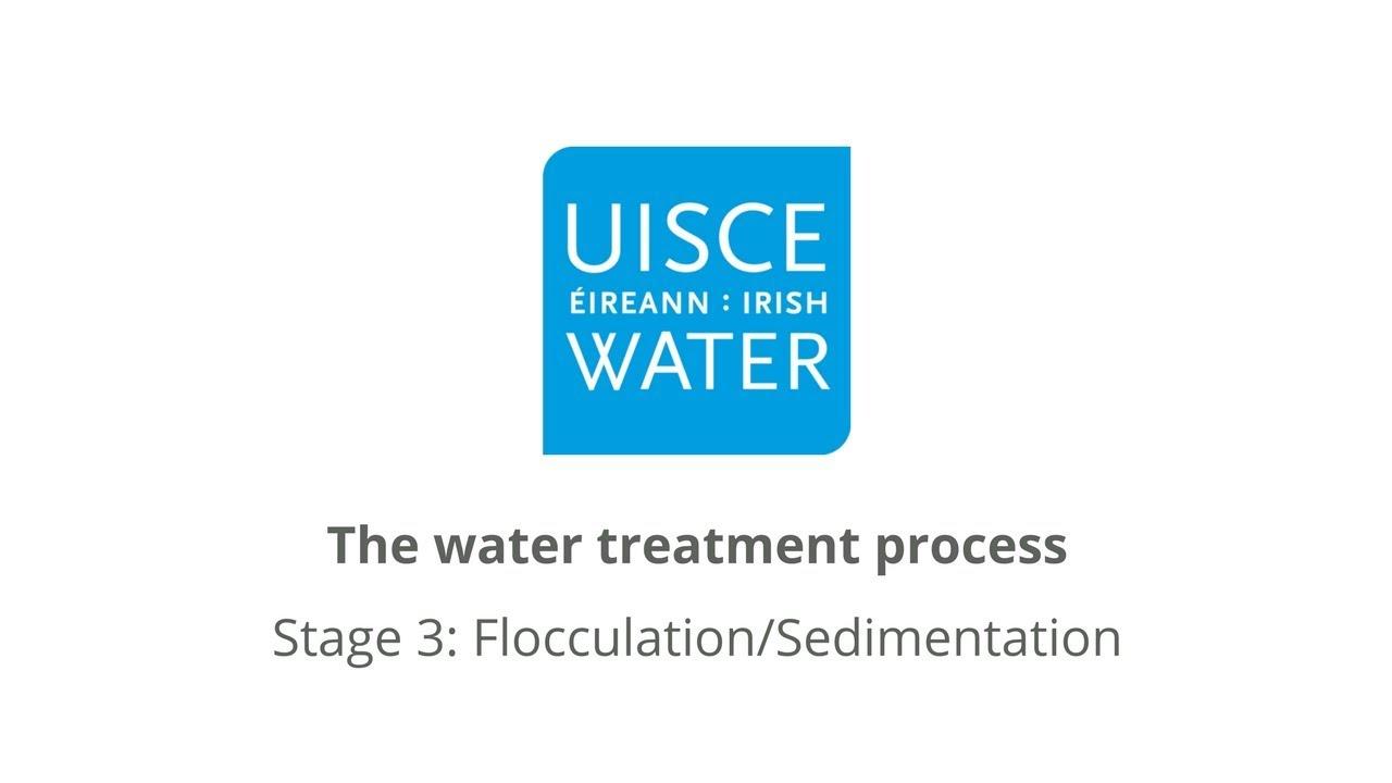 Video Thumbnail: Stage 3: Flocculation / Sedimentation