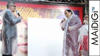 """getlinkyoutube.com-トレエン斎藤、RIP SLYMEと""""ラップバトル""""!「いい思い出」 「コカ・コーラ」新グローバルキャンペーンイベント3 #Coca-Cola #event"""