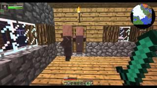 getlinkyoutube.com-Minecraft Hexxit #1 การผจญภัยเริ่มขึ้นแล้ว
