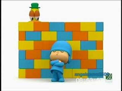 Pocoyo -  Little Something Between Friends spanish