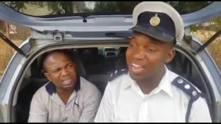 Topsy Zambian Comedian - Fast as soldiers