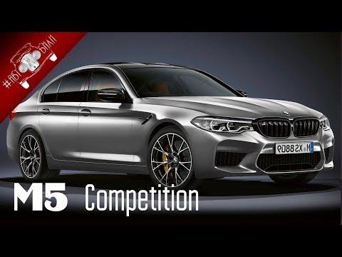 Новыи седан BMW M5 Competition 2018 года/НОВИНКИ АВТО 2018 Часть 2