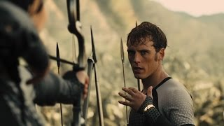 getlinkyoutube.com-Finnick Scenes - The Hunger Games: Catching Fire [Part 1]
