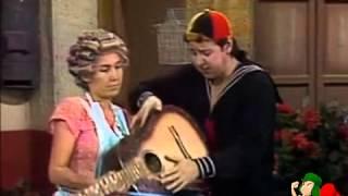 getlinkyoutube.com-Chaves - O violão do Seu Madruga (1978)