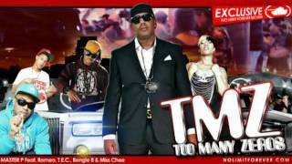 Master P - TMZ (Too Many Zeros)