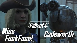 "getlinkyoutube.com-Fallout 4 - Codsworth Dialogue/""Fuckface"" Path"