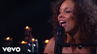 ALICIA KEYS - Empire State Of Mind (Part II) Broken Down (Piano & I: AO...